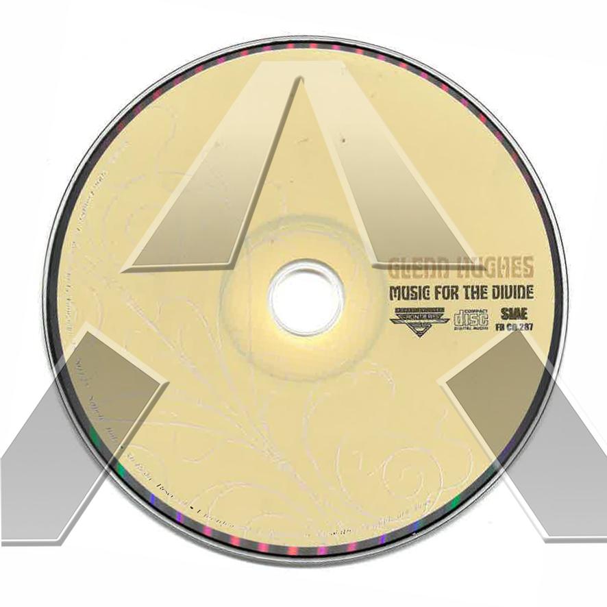 Glenn Hughes ★ Music for the Divine (cd album EU FRCD287)