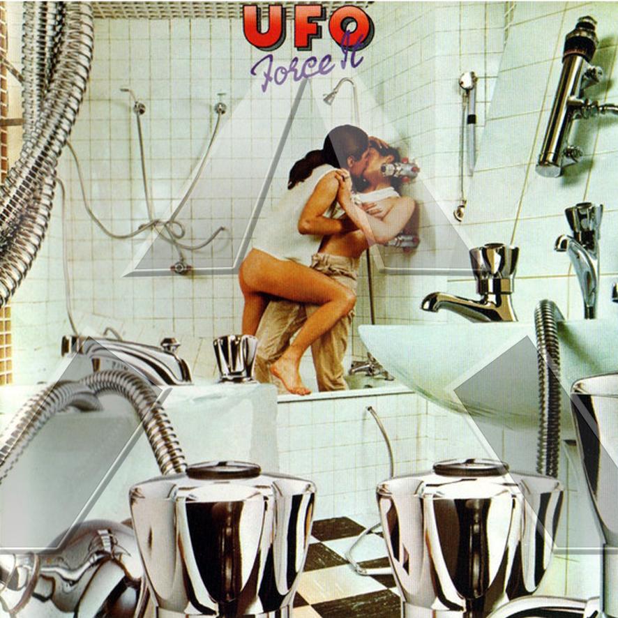 Ufo ★ Force It (cd album - EU CHRX 1074)