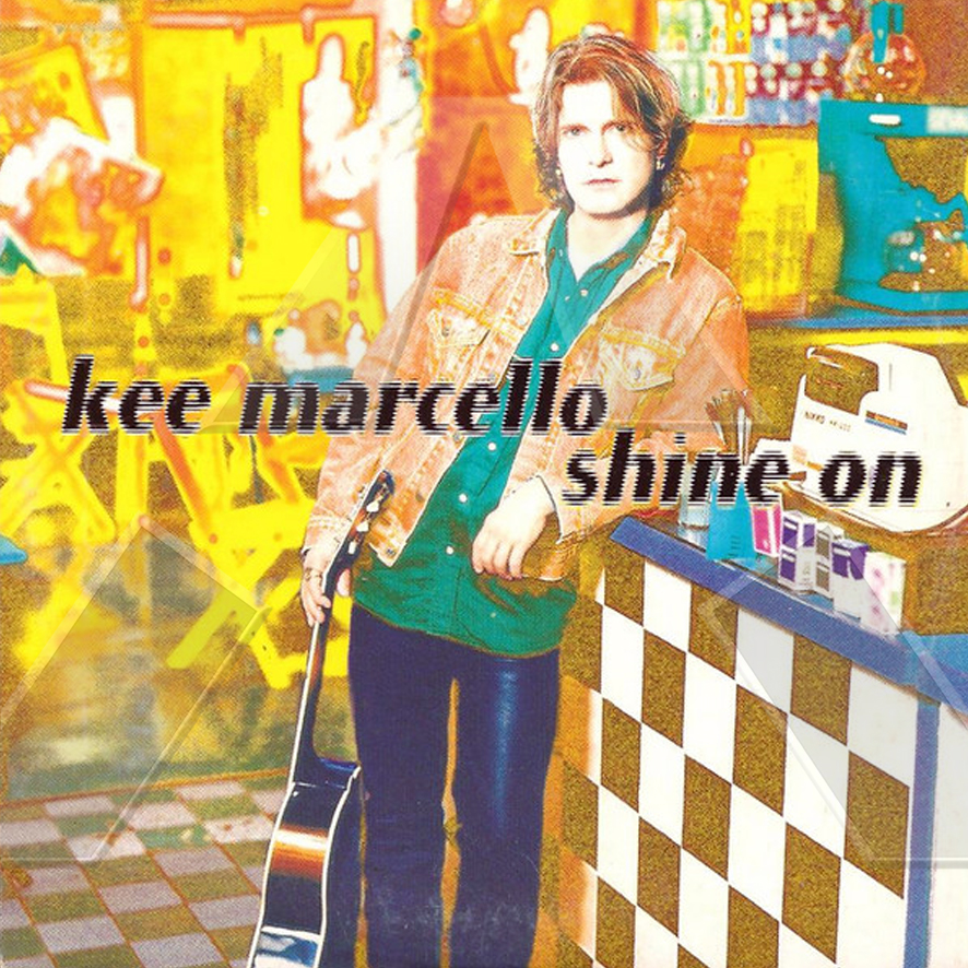Kee Marcello ★ Shine On (single SWE 1880733)
