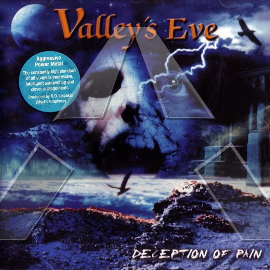 Valley's Eve ★ Deception of Pain (cd album - EU LMP0202039CD)