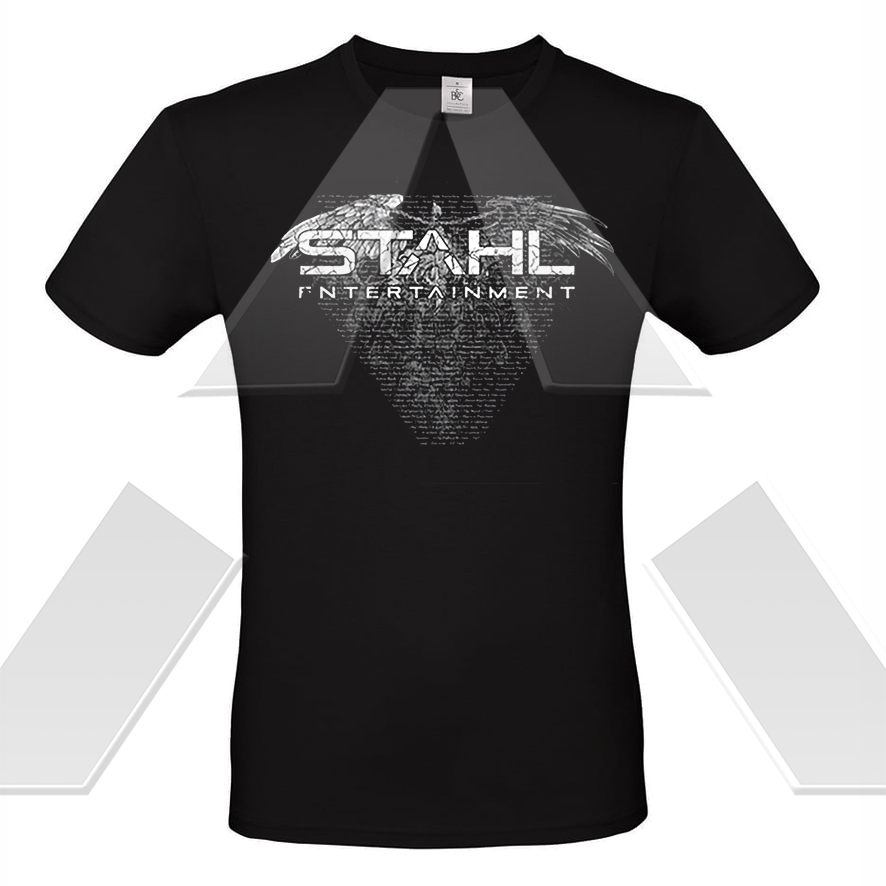 STAHL ★ Rock ´n´ Roll Wings (t-shirt - 6 versions)