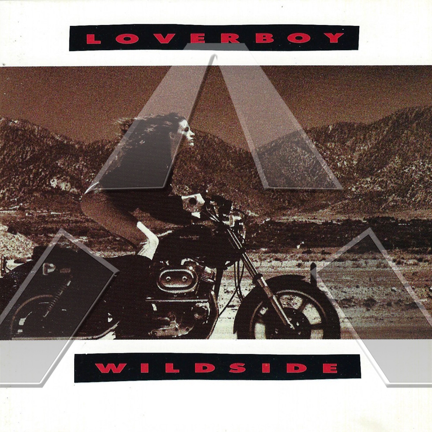 Loverboy ★ Wildside (cd album - HOL CBS4600452)