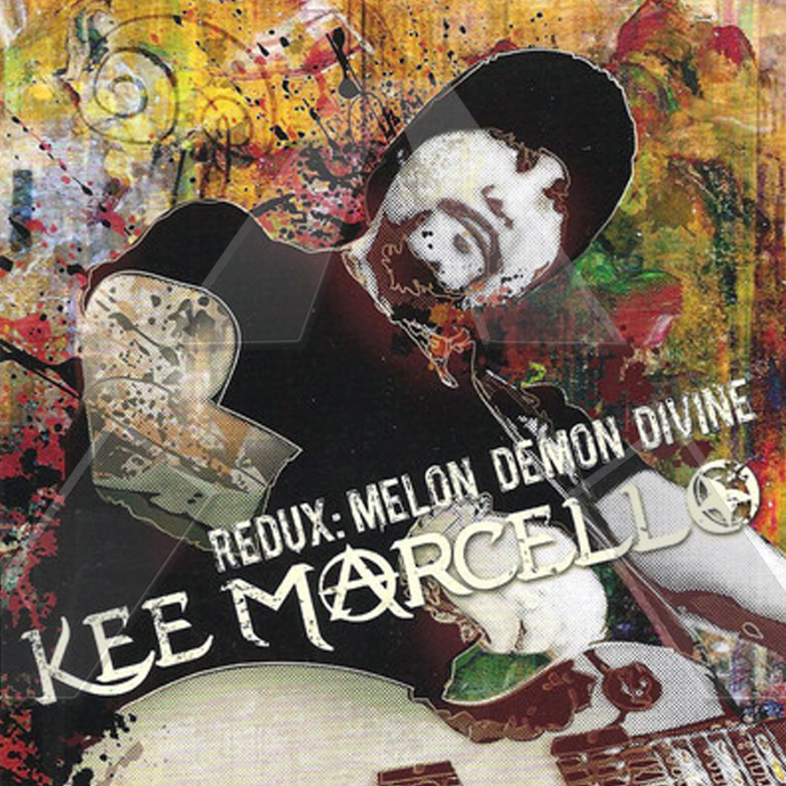 Kee Marcello ★ Redux: Melon Demon Divine (cd album EU / signed)