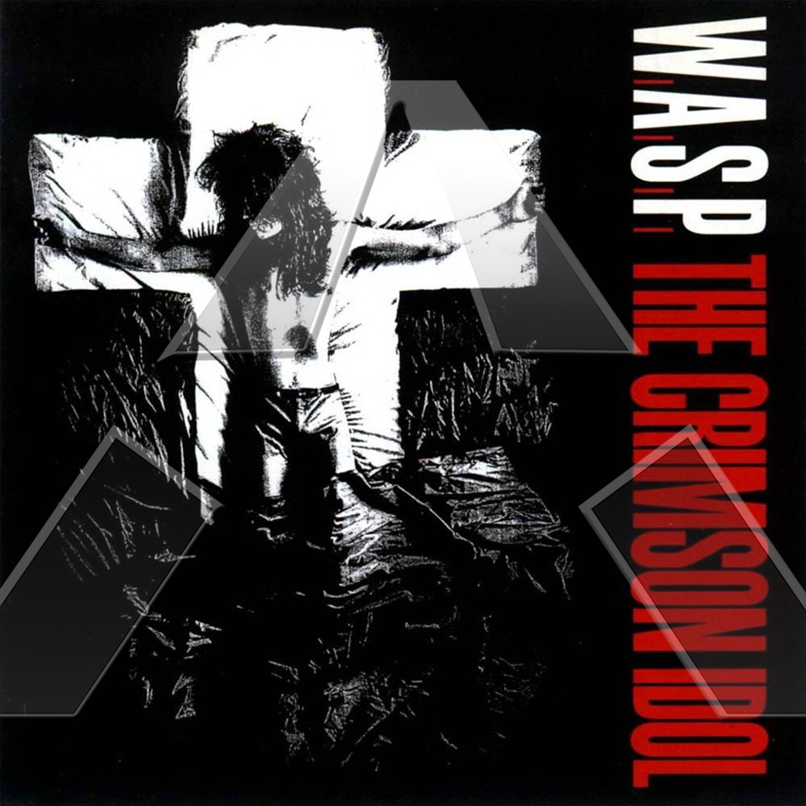W.A.S.P. ★ The Crimson Idol (cd album - UK SMDC145)