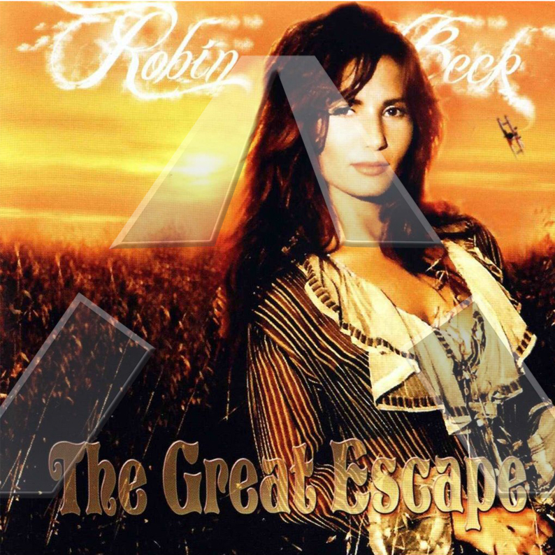 Robin Beck ★ The Great Escape (cd album US FB10C518)