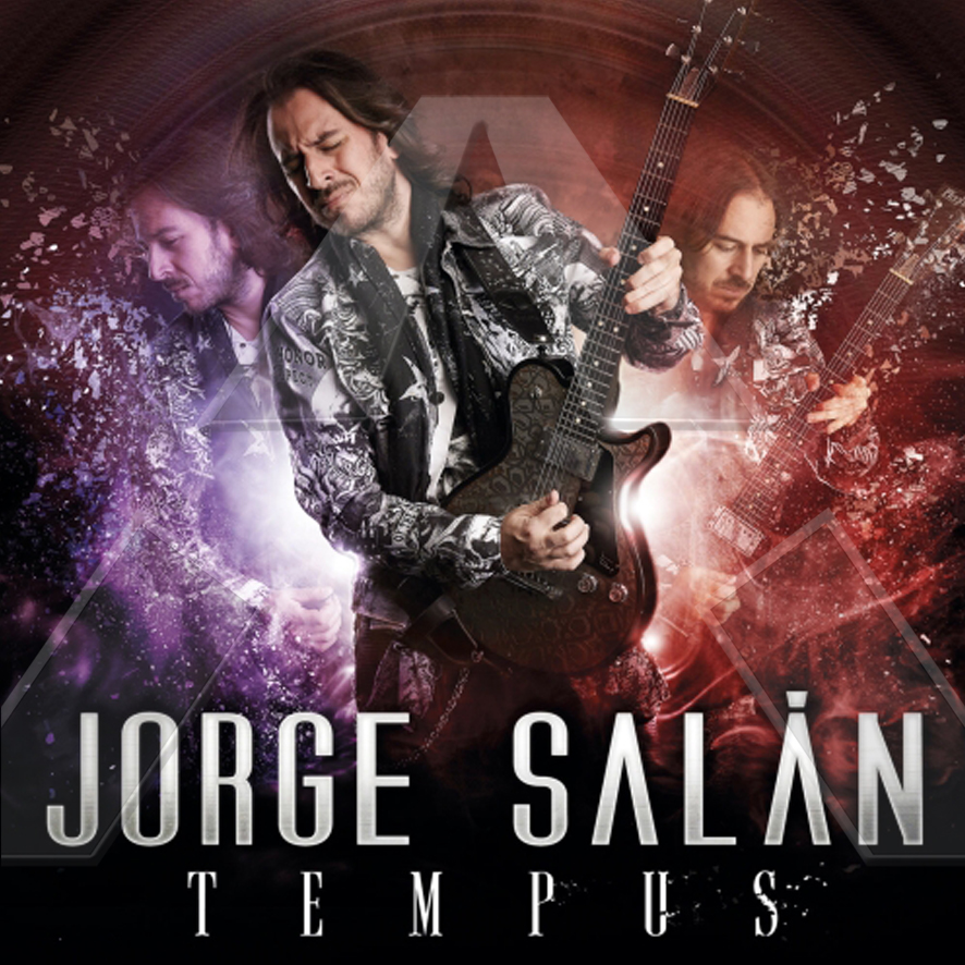 Jorge Salán ★ Tempus (cd album & blu-ray)