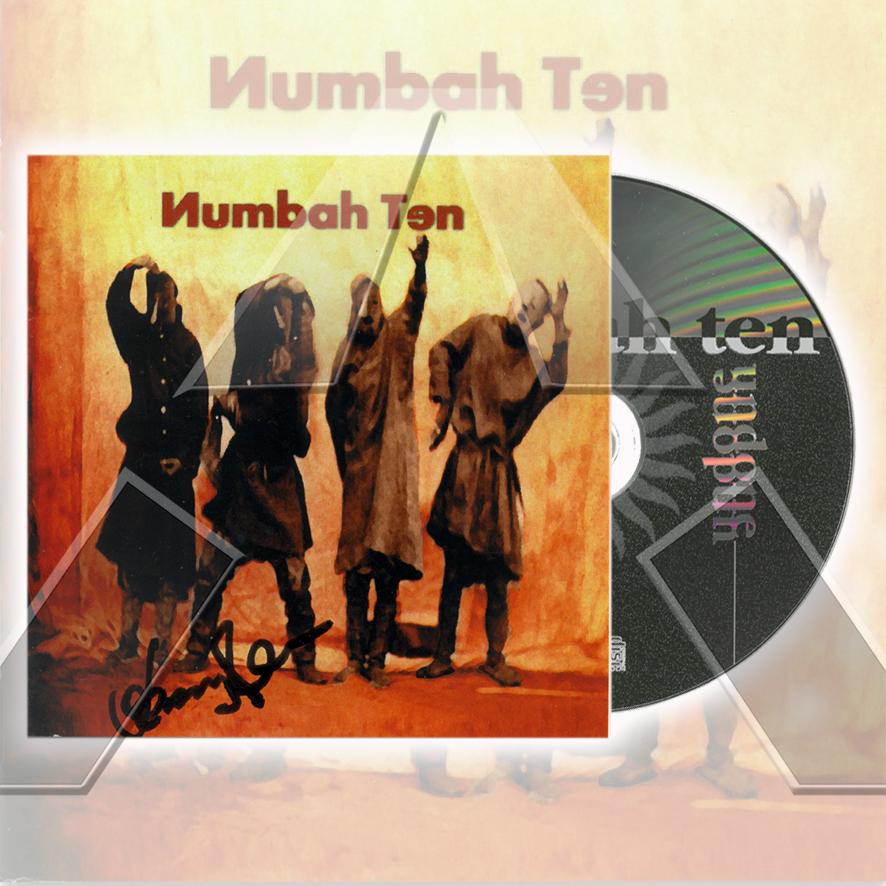 Numbah Ten ★ Undone (cd album - 3 versions)