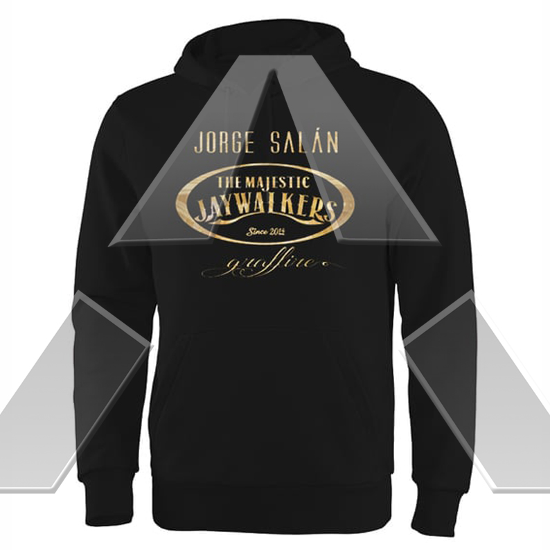 Jorge Salán ★ Graffire (hoodie)