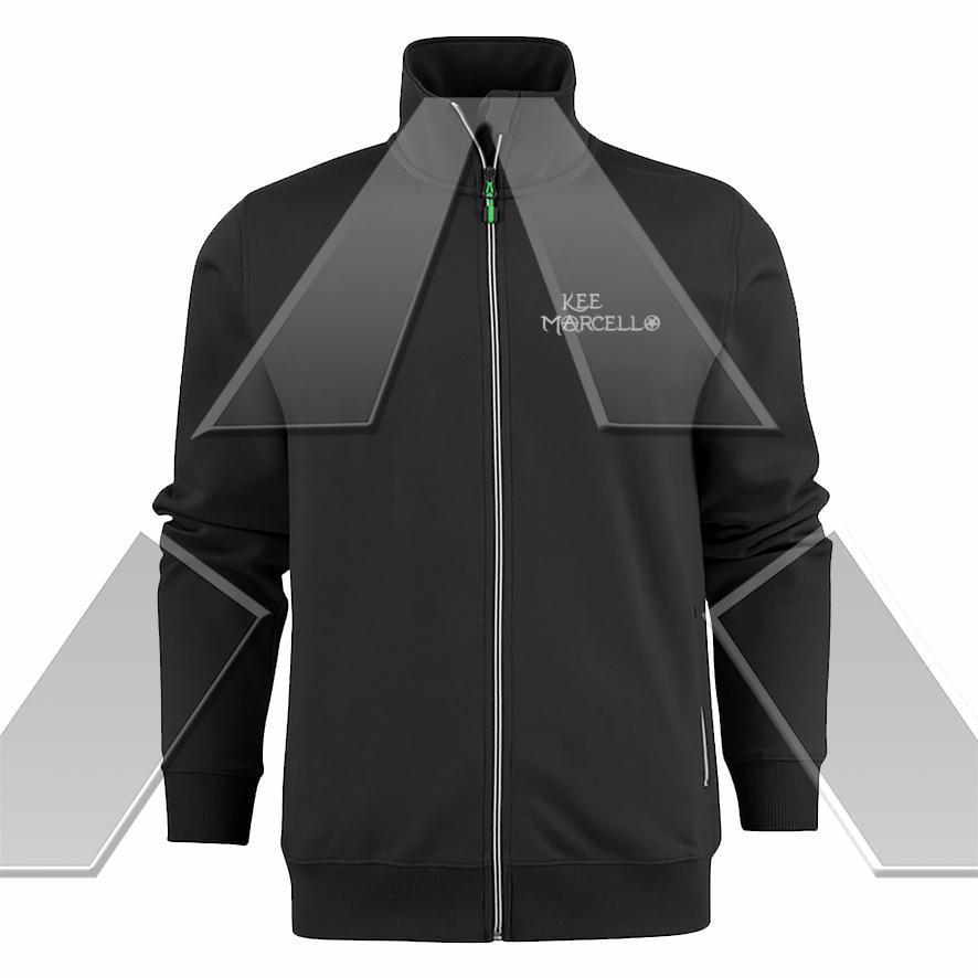 Kee Marcello ★ Logo (sweat jacket - 18 versions)
