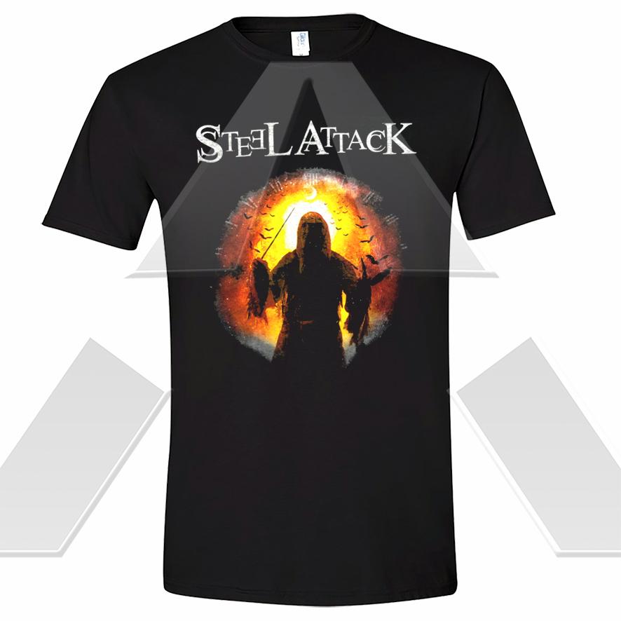Steel Attack ★ Diabolic Symphony (t-shirt)