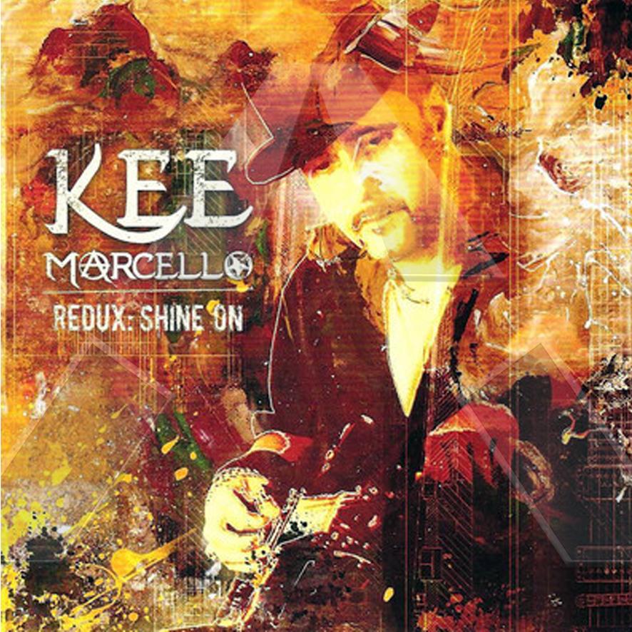 Kee Marcello ★ Redux: Shine On (album - 2 versions)
