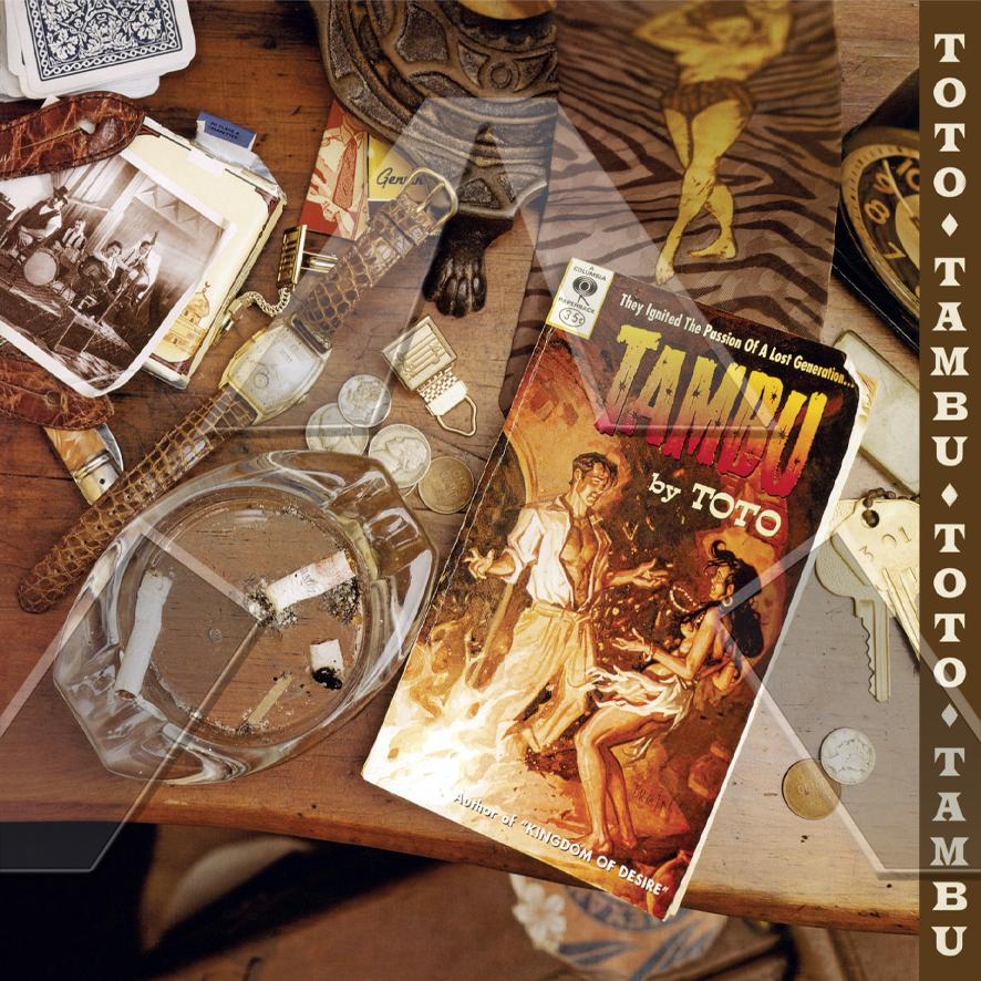 """Toto ★ """"Tambu"""" (cd album - EU 4812022)"""