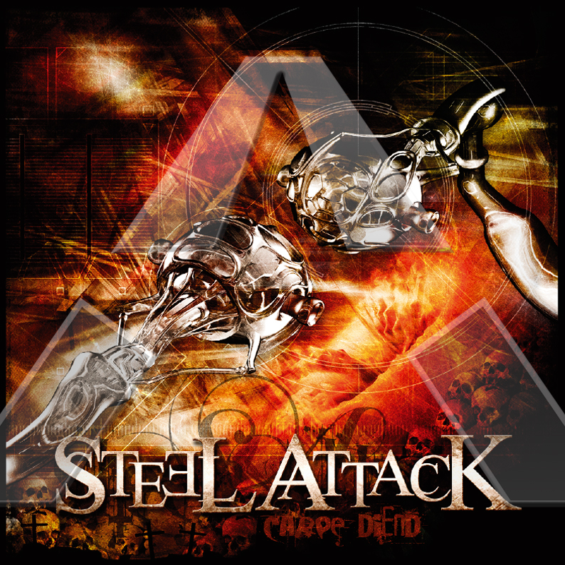 Steel Attack ★ Carpe DiEnd (cd / promo album EU)