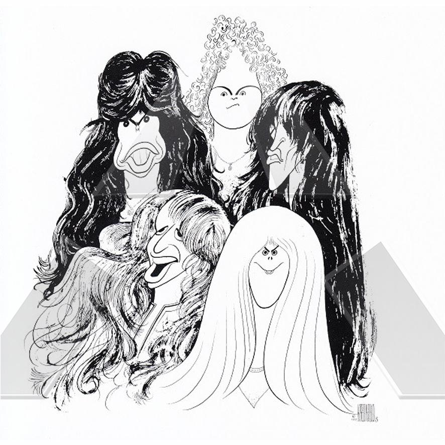 Aerosmith ★ Draw the Line (cd album EU)