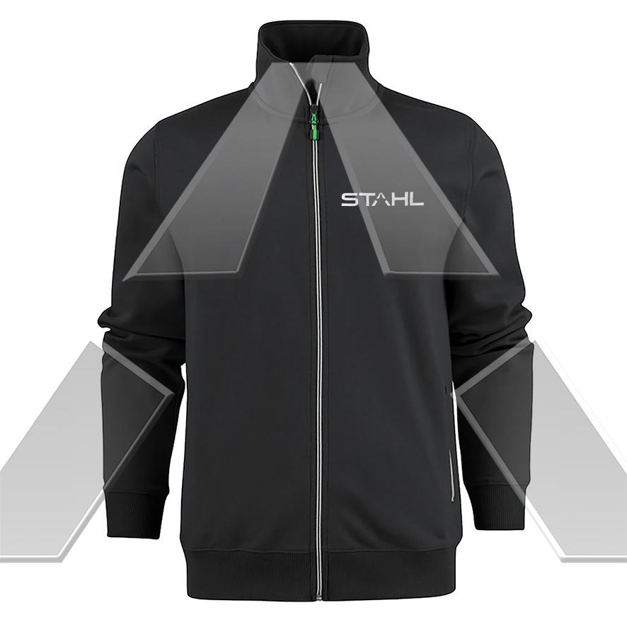 STAHL ★ Logo (sweat jacket - 6 versions)