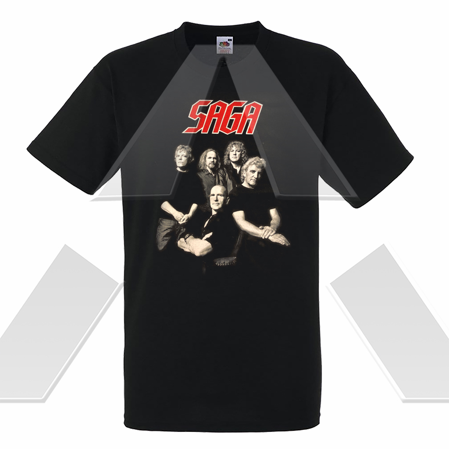 Saga ★ World Tour 2011 II (t-shirt)