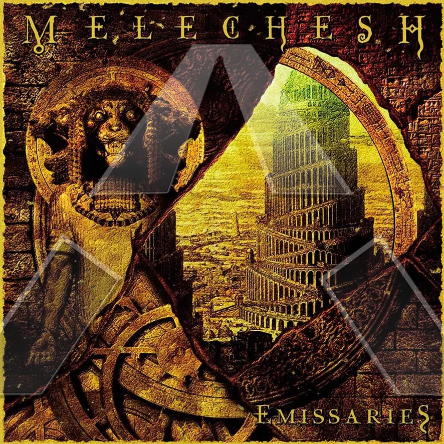 Melechesh ★ Emissaries (cd album - EU OPCD179)