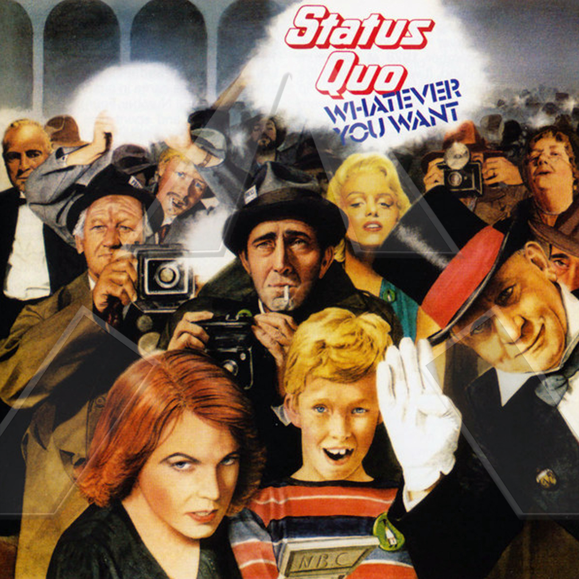 Status Quo ★ Whatever You Want (vinyl album EU)