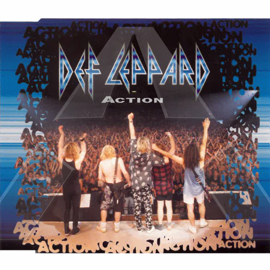 Def Leppard ★ Action (cd single UK 8585552)
