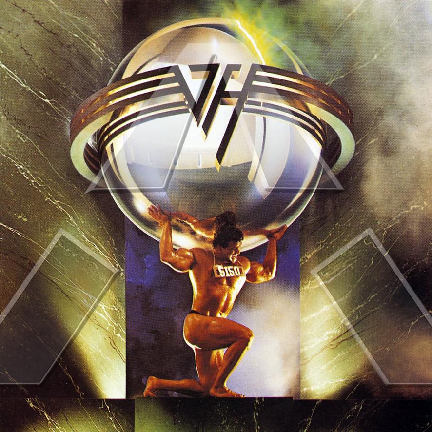 Van Halen ★ 5150 (cd album - GER 7599253942)