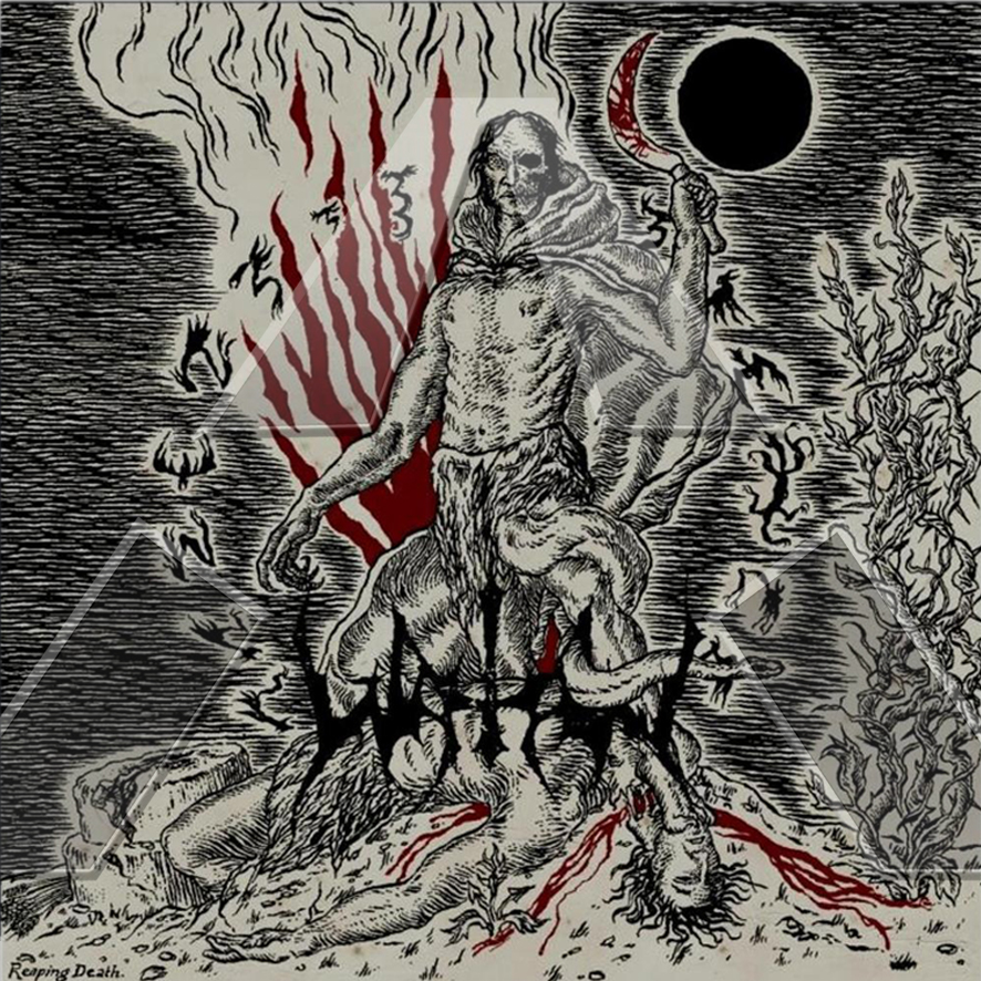 Watain ★ Reaping Death (cd single - SWE  SOM203SRM)