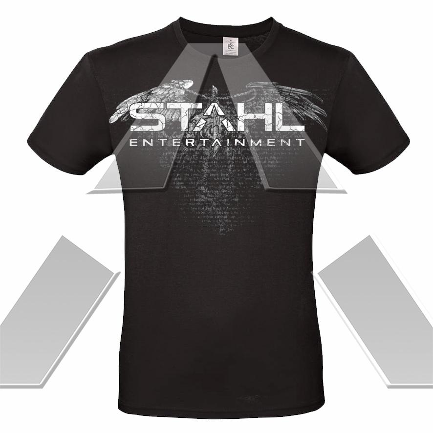 STAHL ★ Rock ´n´ Roll Wings (t-shirt - 6 versions)