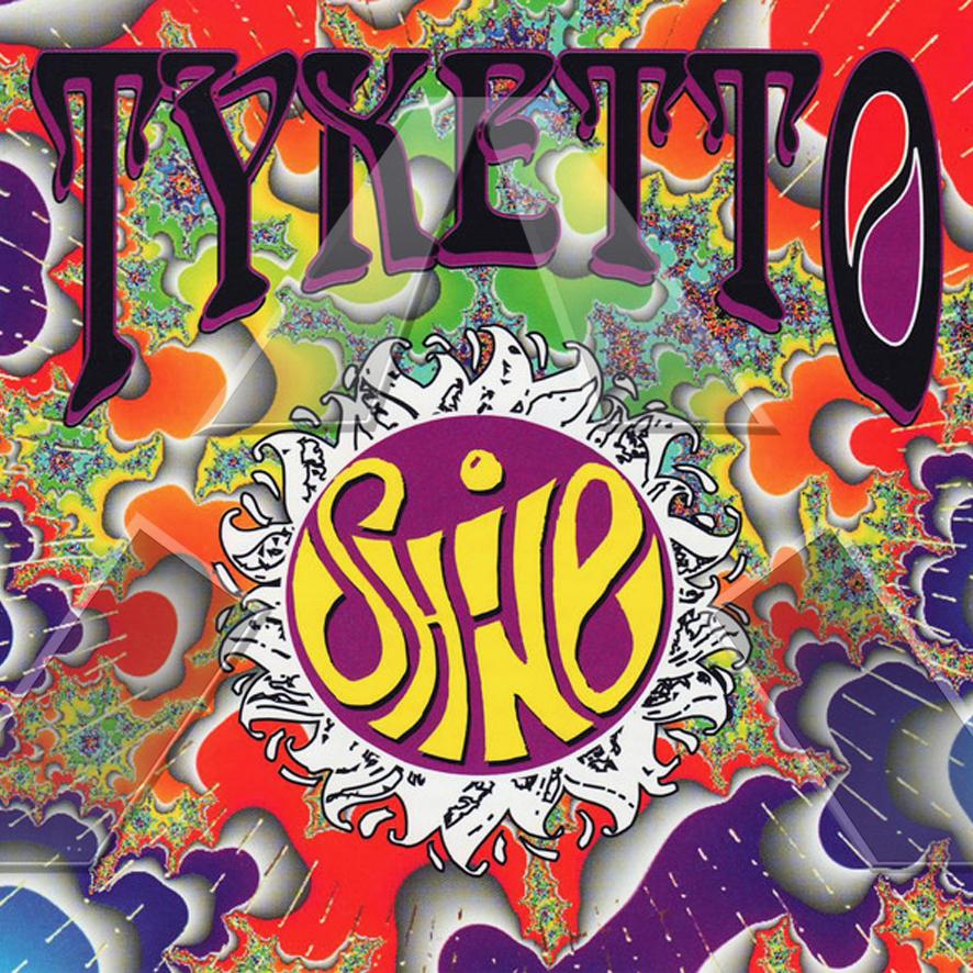 Tyketto ★ Shine (cd album - UK CDMFN195)