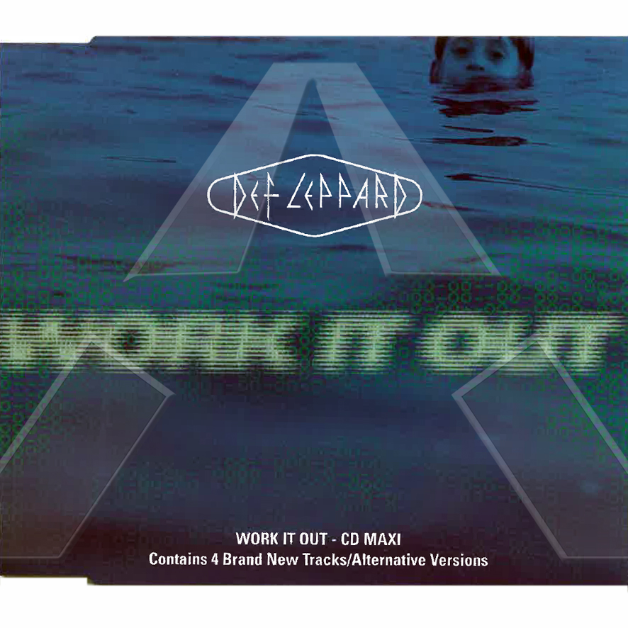 Def Leppard ★ Work It Out (cd maxi single UK 5782932)