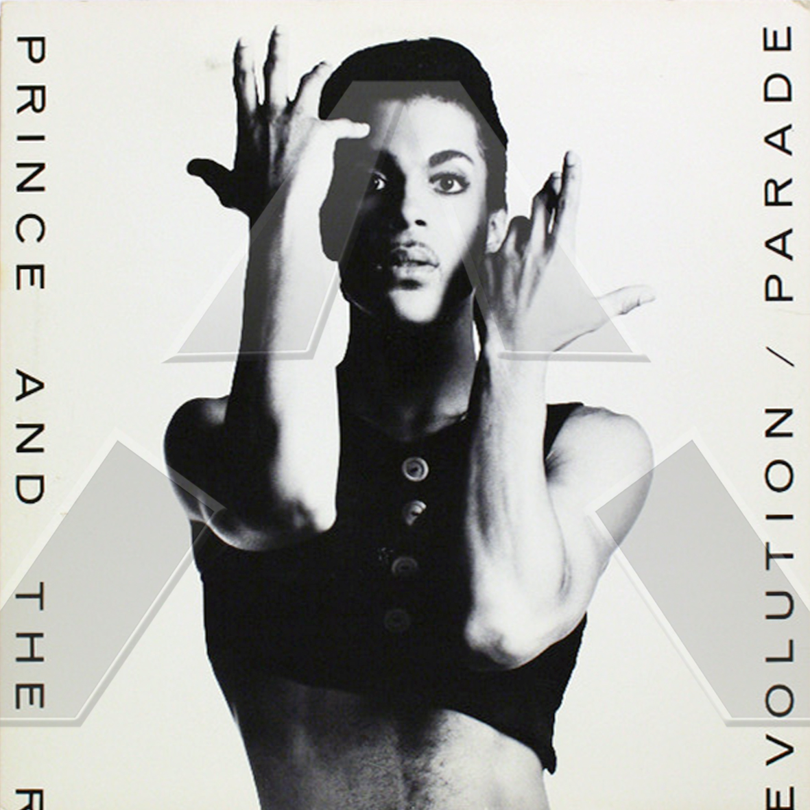 Prince and the Revolution ★ Parade (vinyl album US)
