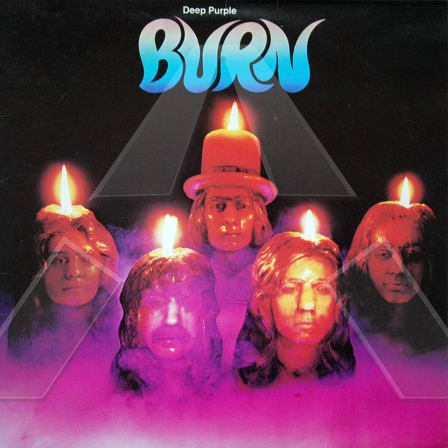 Deep Purple ★ Burn (vinyl album EU 1C07294837)