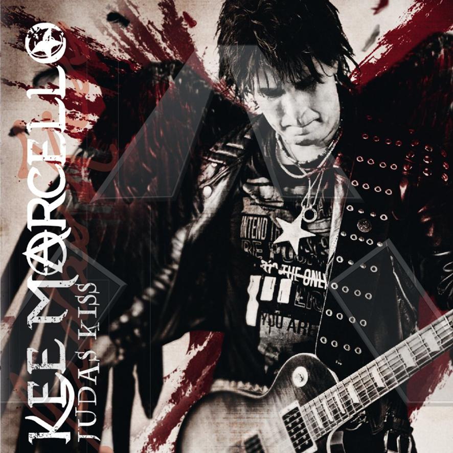 Kee Marcello ★ Judas Kiss (cd album EU)