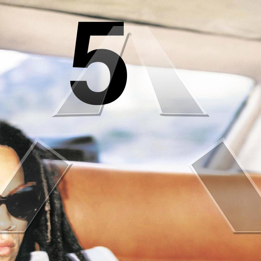 Lenny Kravitz ★ 5 (cd album - EU CDVUS140)