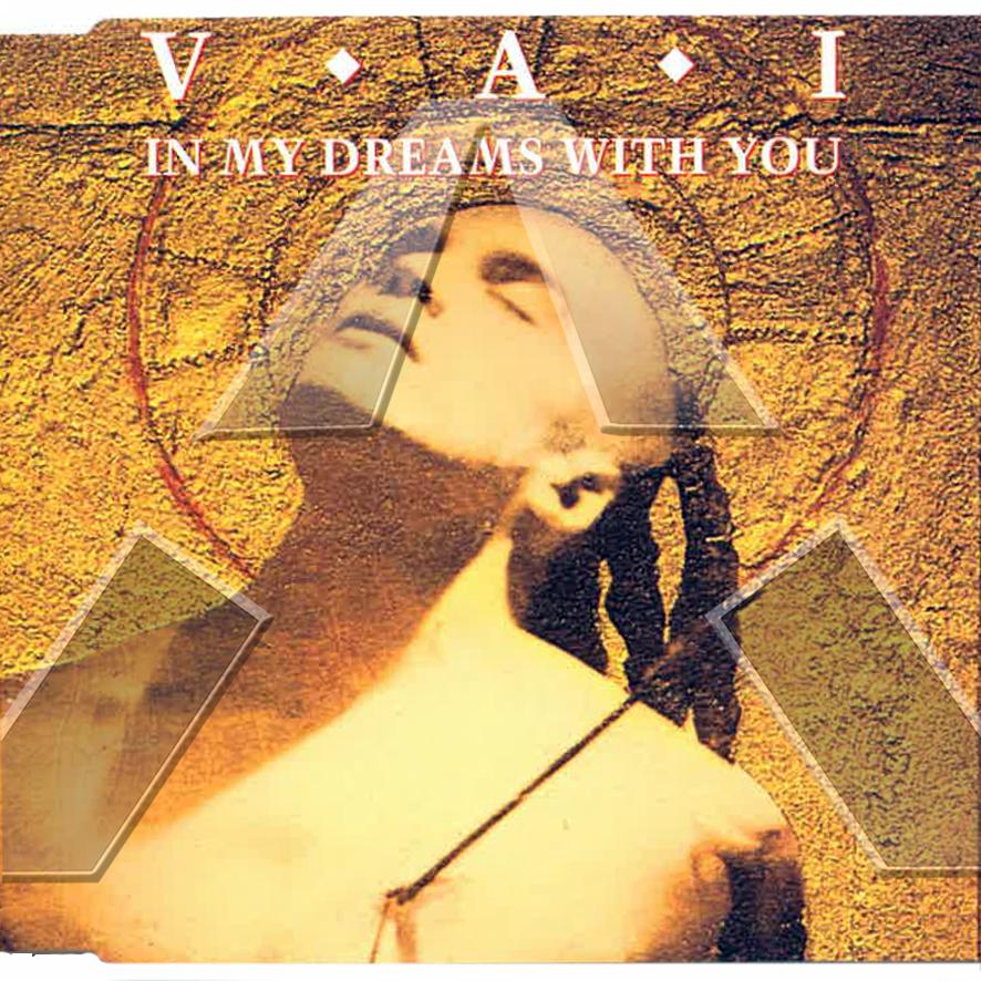 Steve Vai ★ In My Dreams With You (cd single EU 6596142)