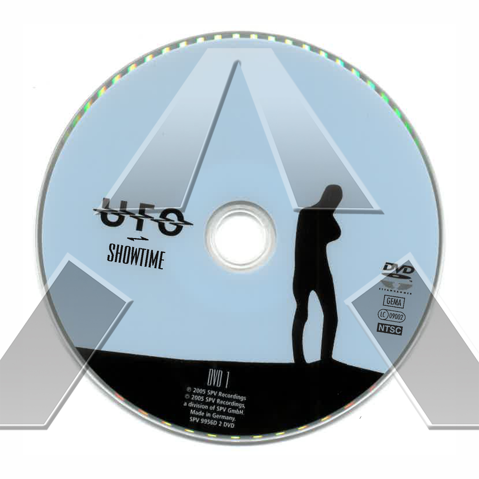UFO ★ Showtime (dvd EU 99568)