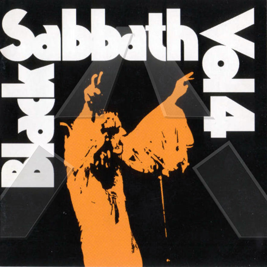 Black Sabbath ★ Vol 4 (cd album UK)