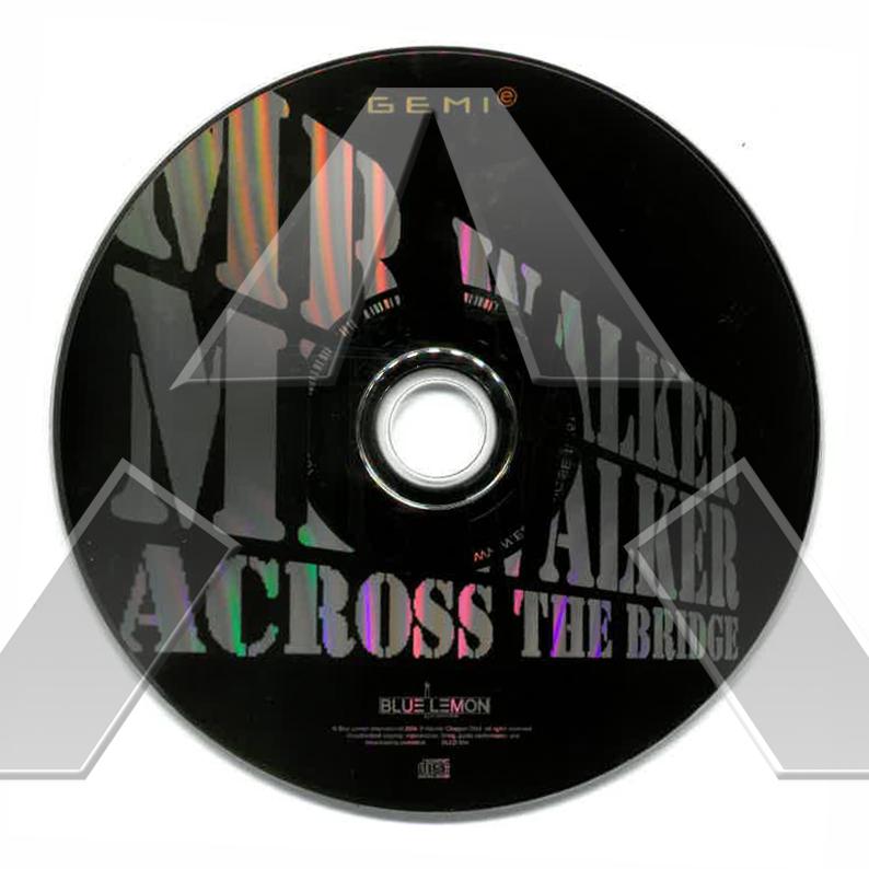 Gemie ★ Mr. Walker (cd single EU BLCD004)