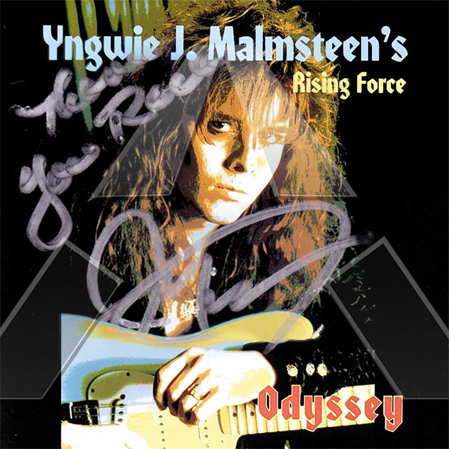 Yngwie Malmsteen ★ Odyssey (cd album - EU 8354512)