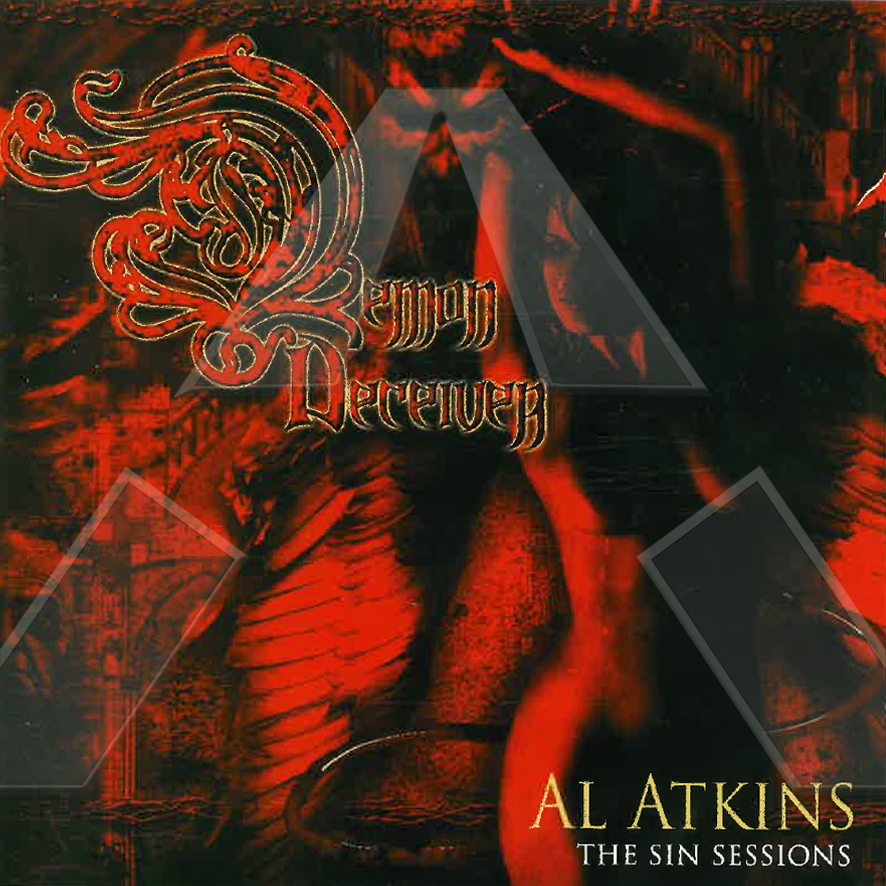 Al Atkins ★ Demon Deceiver - The Sin Sessions (cd album RU HST440CD)