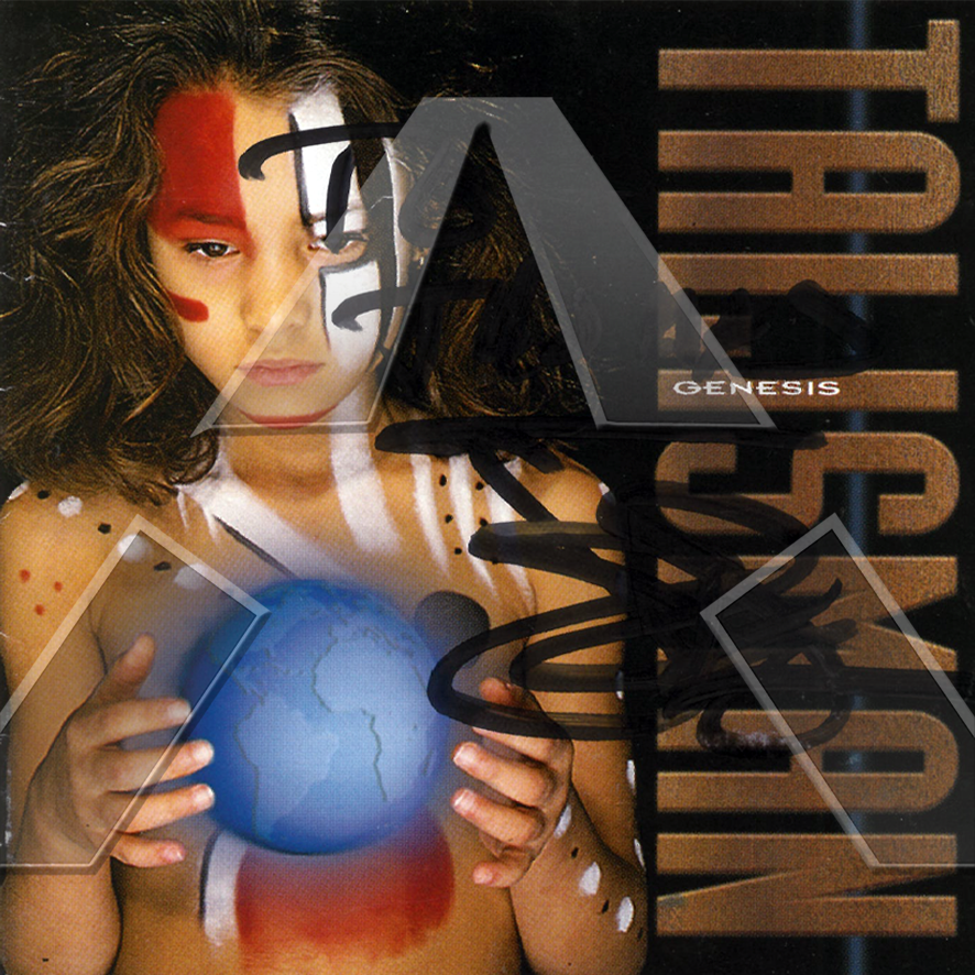Talisman ★ Genesis (cd album - 2 versions)