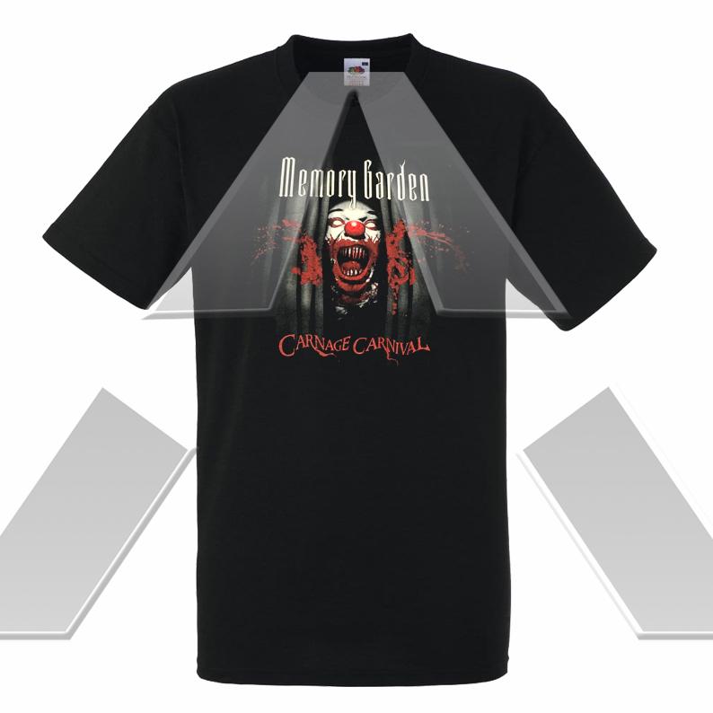 Memory Garden ★ Carnage Carnival (t-shirt)