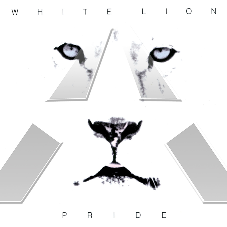 White Lion ★ Pride (cd album - EU 7567817682)