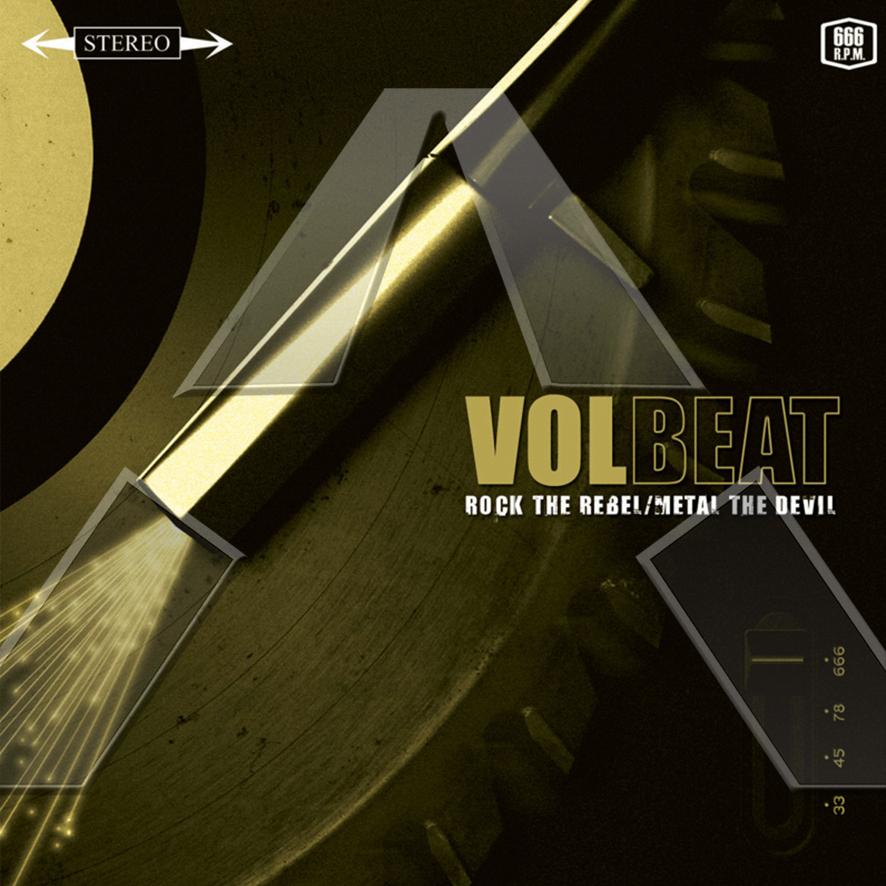 Volbeat ★ Rock The Rebel/Metal The Devil (cd album - EU M72152)