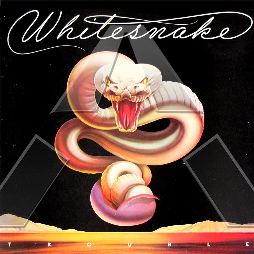 Whitesnake ★ Trouble (cd album - US 9241752)