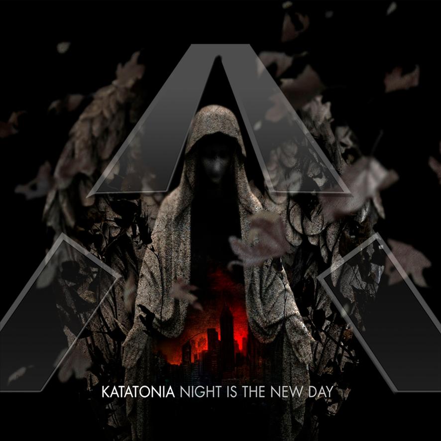 Katatonia ★ Night is the New Day (cd album - EU CDVILEF271)