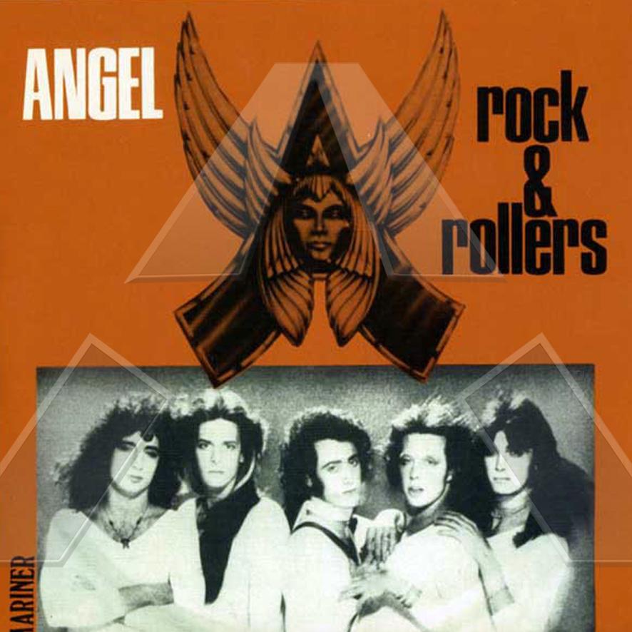Angel ★ Rock & Rollers (single RU LR1092)