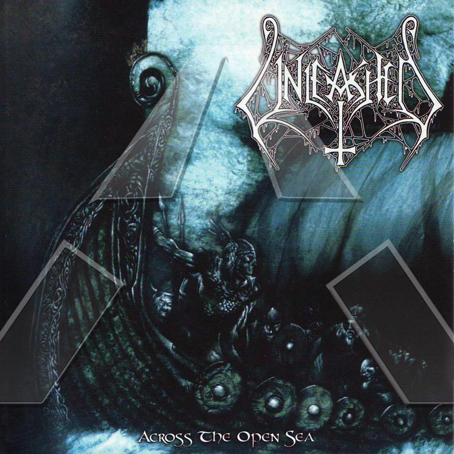 Unleashed ★ Across the Open Sea (cd album - GER 776052)