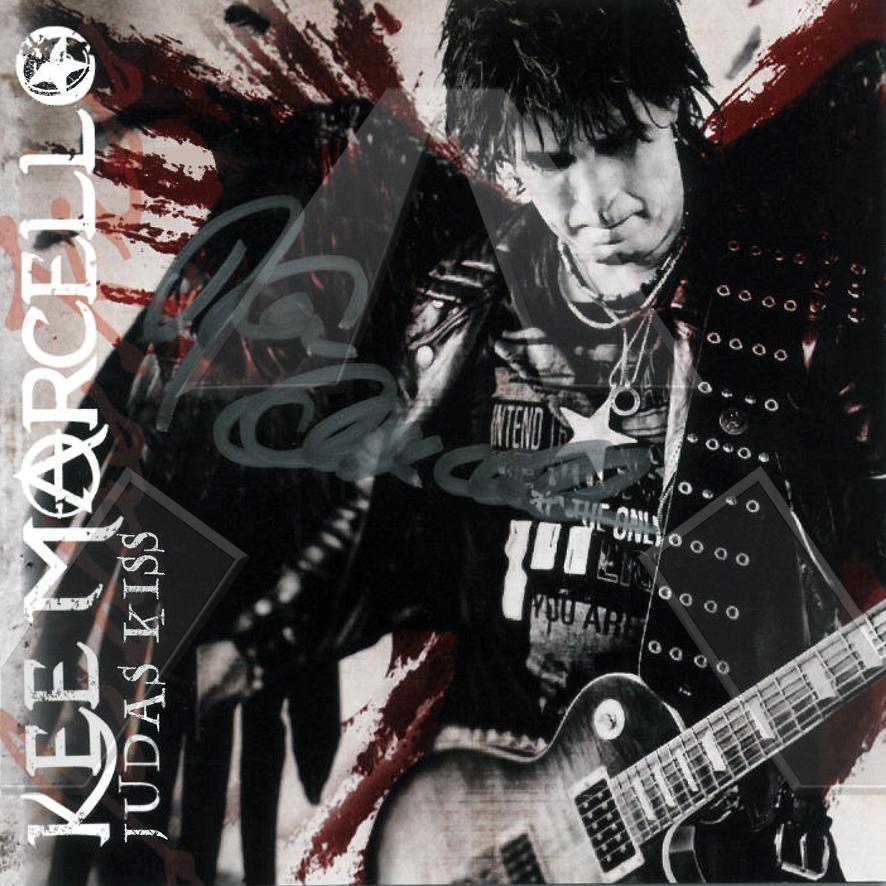 Kee Marcello ★ Judas Kiss (album - 2  versions)