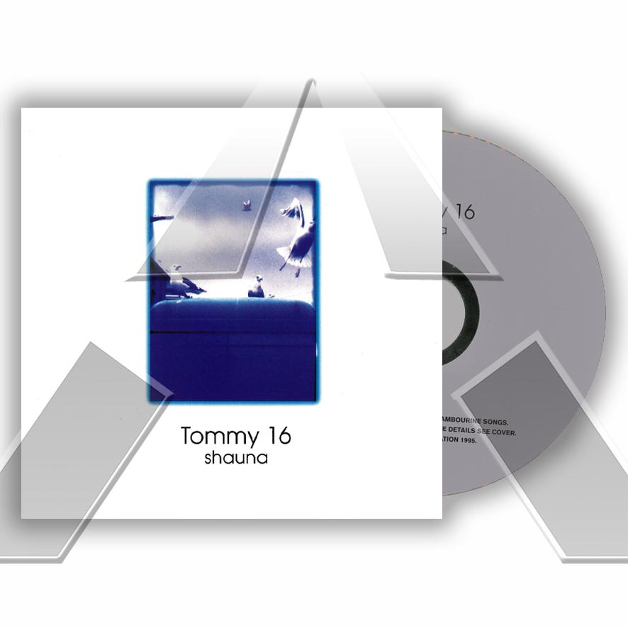 Tommy 16 ★ Shauna (cd album - SE WeCD102)