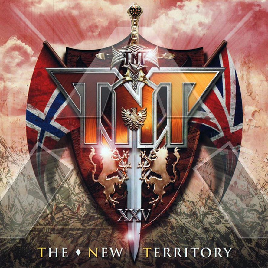 TNT ★ The New Territory (cd album - NO 33433053)