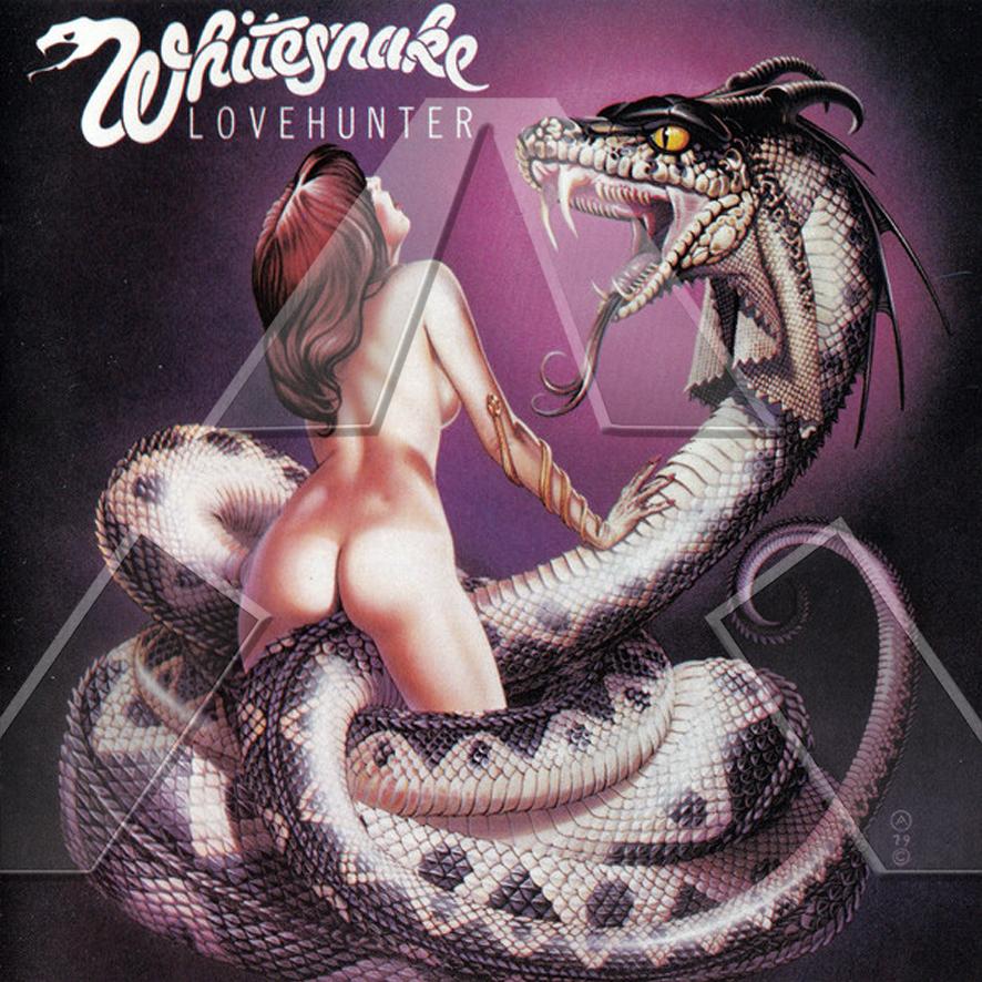 Whitesnake ★ Lovehunter (cd album - US 9241762)
